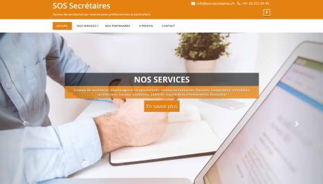 SOS Secrétaires